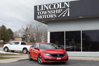 Used 2020 Honda Civic LX for sale in Beamsville, ON