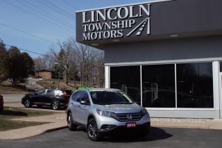 Used 2014 Honda CR-V LX for sale in Beamsville, ON