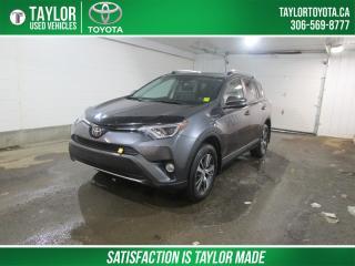Used 2018 Toyota RAV4 XLE for sale in Regina, SK