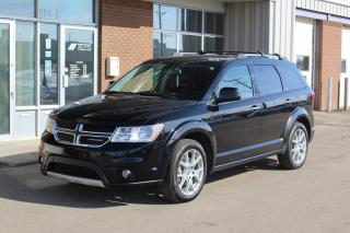 Used 2015 Dodge Journey R/T AWD - LEATHER - 7-PASSENGER - LOW KM for sale in Saskatoon, SK