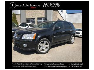 Used 2009 Pontiac Torrent GXP - LOW KM! BLUETOOTH, LEATHER, SUNROOF, XM! for sale in Orleans, ON