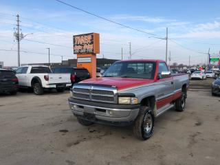 Used 1996 Dodge Ram 2500 **4X4**V8**CLEAN BODY**AS IS SPECIAL for sale in London, ON