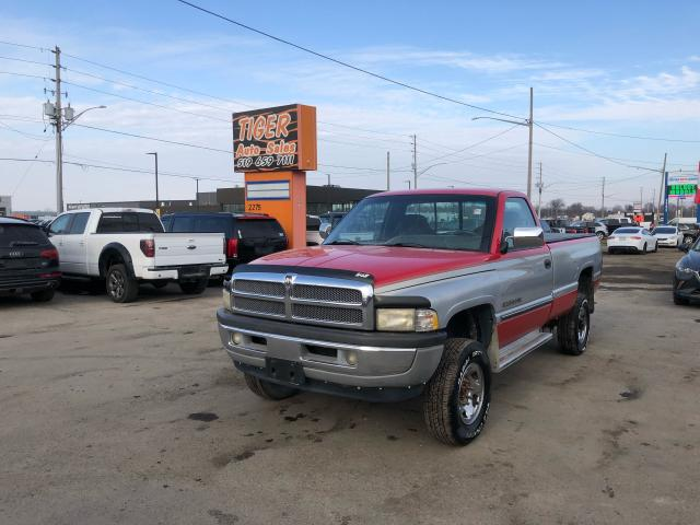 1996 Dodge Ram 2500 **4X4**V8**CLEAN BODY**AS IS SPECIAL