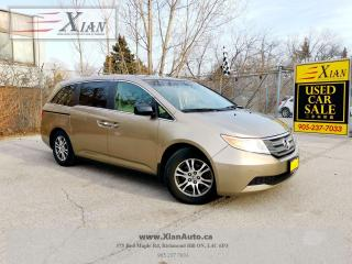 Used 2011 Honda Odyssey EX-L for sale in Richmond Hill, ON