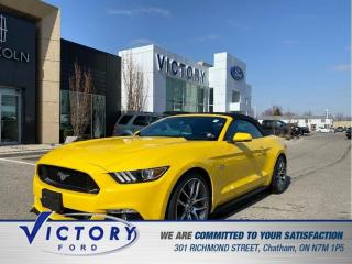 Used 2015 Ford Mustang GT Premium SOLD PENDING PICKUP for sale in Chatham, ON