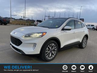 New 2021 Ford Escape Titanium Hybrid for sale in Fort Saskatchewan, AB