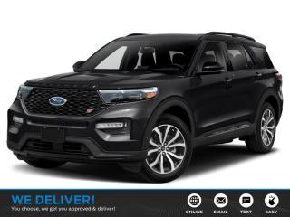 New 2021 Ford Explorer ST for sale in Fort Saskatchewan, AB