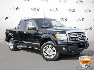 Used 2012 Ford F-150 Platinum Plantium | 4x4 | Tons Of Options!! for sale in Oakville, ON