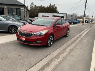 Used 2014 Kia Forte SX for sale in Scarborough, ON