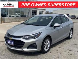 Used 2019 Chevrolet Cruze LT for sale in Chatham, ON