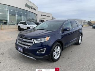 Used 2016 Ford Edge 4DR Sel AWD for sale in Chatham, ON