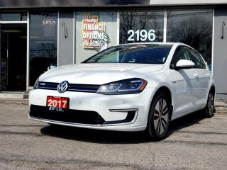 Used 2017 Volkswagen Golf e-Golf 5dr HB Comfortline for sale in Bowmanville, ON