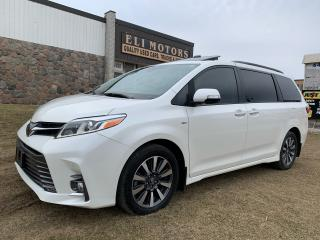 Used 2018 Toyota Sienna XLE LIMITED AWD NAV 360 CAMERA LKA BSM PANO for sale in North York, ON