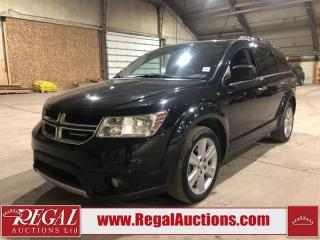 Used 2012 Dodge Journey R/T 4D Utility for sale in Calgary, AB
