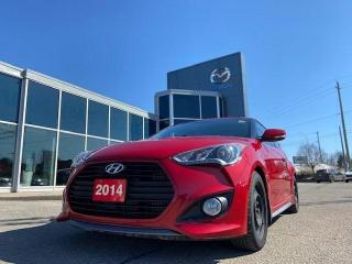 Used 2014 Hyundai Veloster Turbo for sale in Ottawa, ON