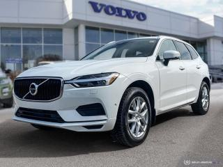 Used 2019 Volvo XC60 Momentum T5 Plus and Vision Pack! for sale in Winnipeg, MB
