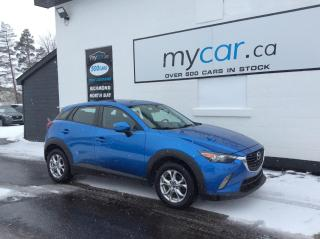 Used 2016 Mazda CX-3 GS LEATHER, SUNROOF, HEATED SEATS, BACKUP CAM!! for sale in Kingston, ON