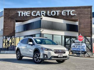 Used 2018 Subaru XV Crosstrek Sport AWD!! Sunroof!! Apple CarPlay!! Lane Assist!! Back-Up Camera!! Heated Seats!! for sale in Sudbury, ON