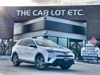 Used 2017 Toyota RAV4 LE AWD!! Heated Seats!! Back-up Cam!! Sport Mode!! for sale in Sudbury, ON