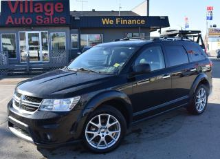 Used 2016 Dodge Journey HEATED SEATS! REMOTE START! AWD! for sale in Saskatoon, SK