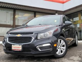 Used 2015 Chevrolet Cruze 1LT Backup Camera | Bluetooth | Heated Seats for sale in Waterloo, ON