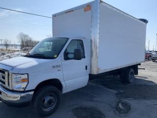 Used 2016 Ford E450 Cutaway for sale in Morrisburg, ON