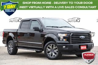 Used 2016 Ford F-150 XLT 302A | NAV | SPECIAL EDITION| 5.0L V8 for sale in Kitchener, ON