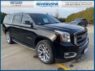 Used 2015 GMC Yukon XL 1500 SLE No Accidents | Front & Rear Park Assist | Navigation | Bose Speakers for sale in Wallaceburg, ON