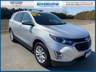 Used 2019 Chevrolet Equinox LT No Accidents | Bluetooth | Heated Seats for sale in Wallaceburg, ON