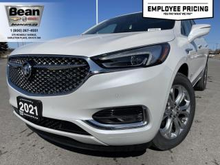 New 2021 Buick Enclave Avenir 3.6L V6 AVENIR AWD NAVIGATION SUNROOF TRAILERING PACKAGE for sale in Carleton Place, ON