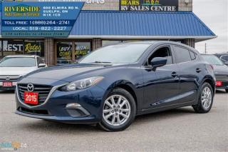 Used 2015 Mazda MAZDA3 i Touring for sale in Guelph, ON