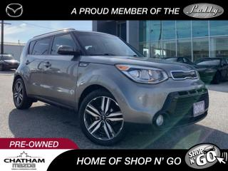 Used 2014 Kia Soul SX for sale in Chatham, ON