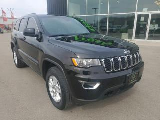Used 2018 Jeep Grand Cherokee Laredo Remote Start, Heated Seats & Wheel, Backup Cam! for sale in Ingersoll, ON
