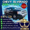 2010 Chevrolet Silverado 1500 PreOwned Certified- EXTREMELY RARE HYBRID X MODEL