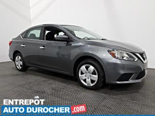 Used 2018 Nissan Sentra SV - Toit Ouvrant - Climatiseur for sale in Laval, QC