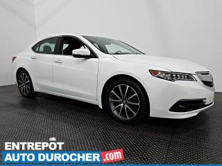 Used 2016 Acura TLX V6 Elite - AWD - Navigation - Toit Ouvrant - Cuir for sale in Laval, QC