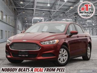 Used 2014 Ford Fusion S for sale in Mississauga, ON