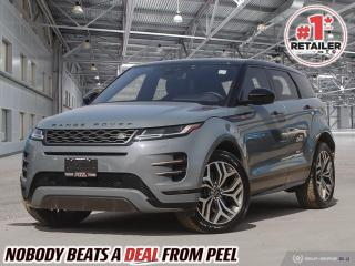 Used 2020 Land Rover Evoque First Edition for sale in Mississauga, ON