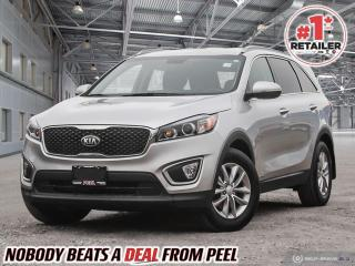 Used 2017 Kia Sorento 3.3L LX+ for sale in Mississauga, ON