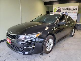 Used 2017 Kia Optima LX for sale in New Liskeard, ON