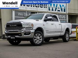 Used 2019 RAM 2500 Limited Crew 4x4 Loaded for sale in Kitchener, ON