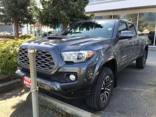 New 2021 Toyota Tacoma for sale in North Vancouver, BC