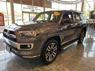 Used 2019 Toyota 4Runner Limited for sale in Surrey, BC