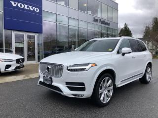 Used 2017 Volvo XC90 T6 Inscription for sale in Surrey, BC