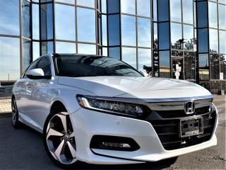 Used 2019 Honda Accord Sedan Touring CVT for sale in Brampton, ON
