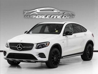 Used 2017 Mercedes-Benz GL-Class AMG GLC 43 Coupe, Navigation, Loaded for sale in Concord, ON