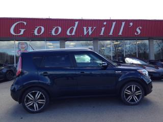 Used 2018 Kia Soul PREMIUM! BLIND SPOT MONITORS! CLEAN CARFAX! for sale in Aylmer, ON