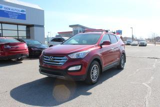 Used 2013 Hyundai Santa Fe SPORT 2.0 FWD for sale in Calgary, AB