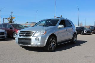 Used 2010 Mercedes-Benz ML-Class ML63 AMG for sale in Calgary, AB