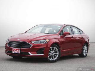Used 2020 Ford Fusion Hybrid SEL for sale in Carp, ON
